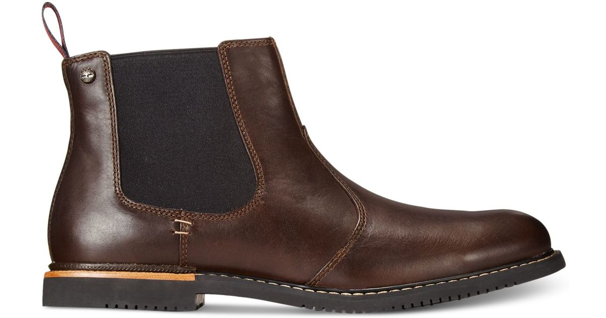 Timberland Brook Park Chelsea Boots in