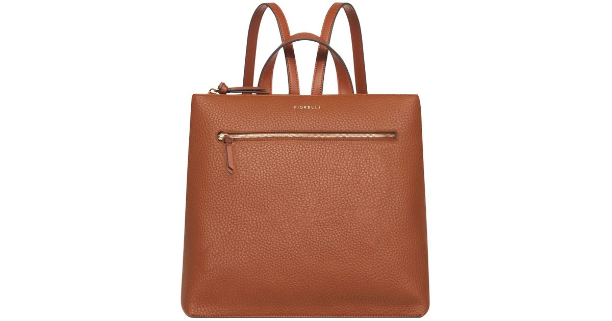 Fiorelli Tan  finley  Backpack in Brown - Lyst