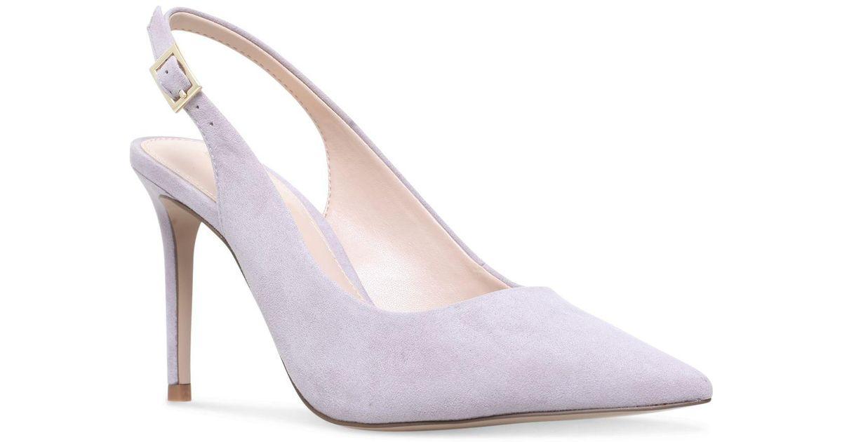 f90a3827bb6 Carvela Kurt Geiger Light Purple Alexander' High Heel Sandals