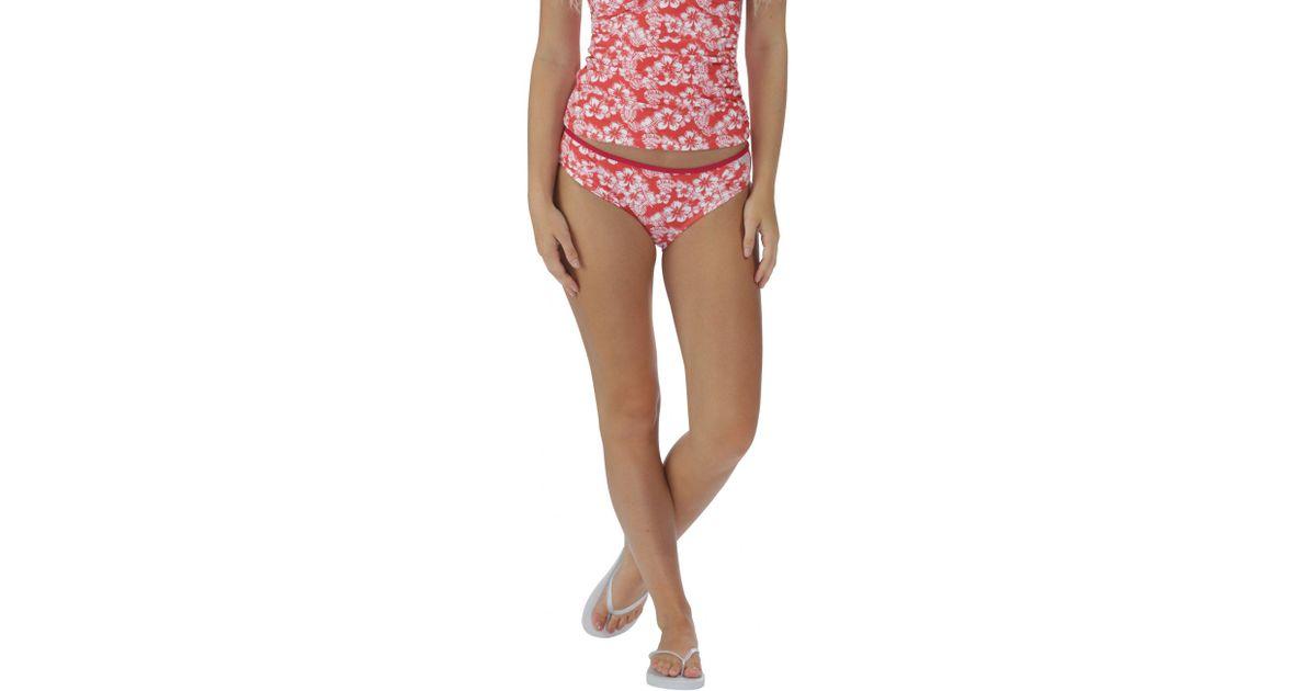 af0304e437 Regatta Coral Aceana Bikini Brief in Pink - Lyst