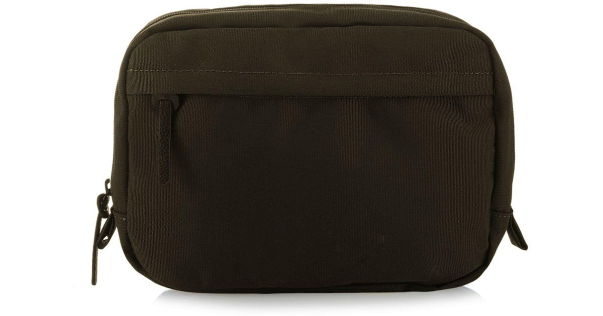 Red Herring Green Wash Bag for men