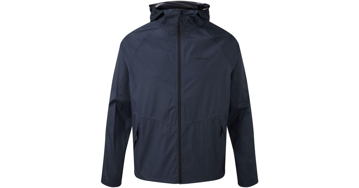 741aff8e8 Tog 24 Blue Navy Stern Performance Waterproof Jacket for men