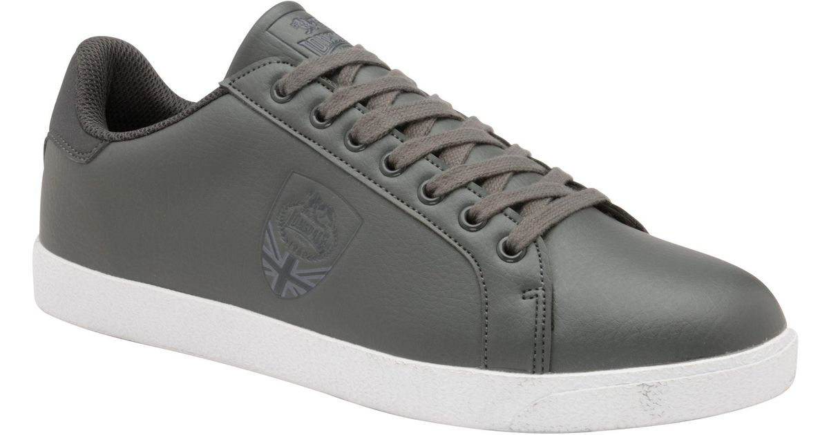clearance pre order outlet huge surprise Grey 'Lowton' mens trainers clearance best place cORd4le