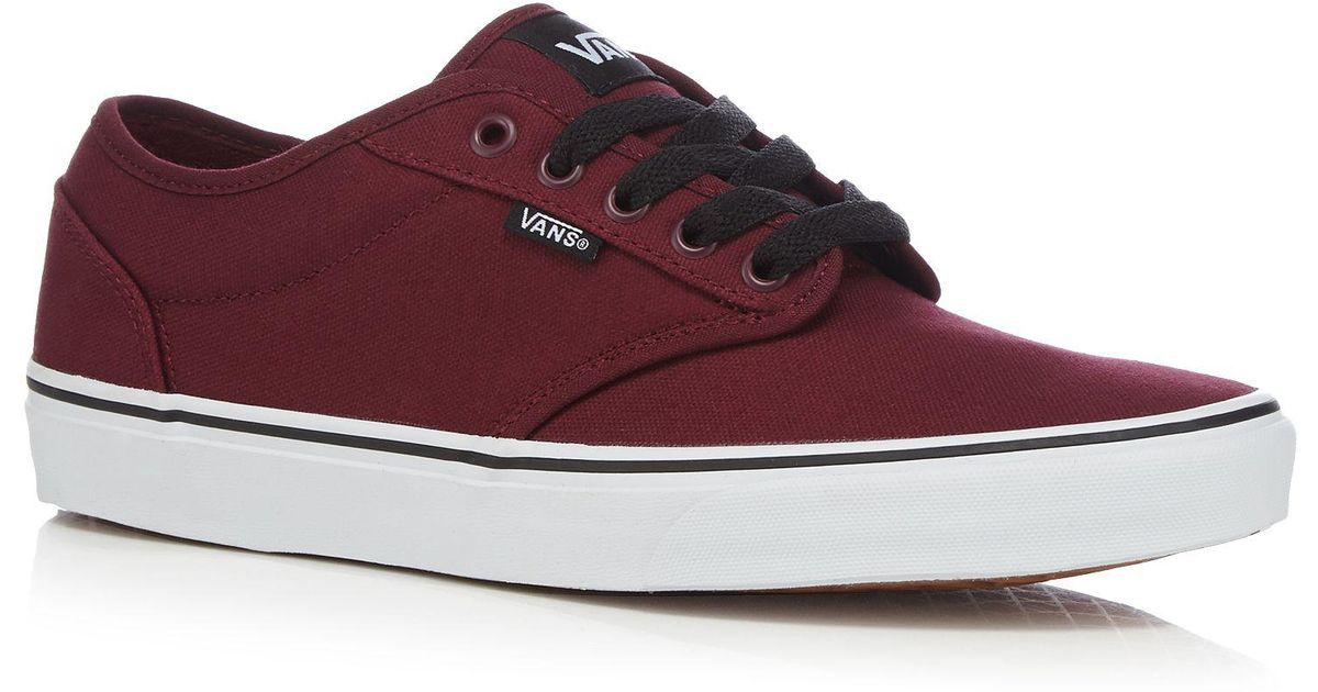 Vans Atwood Canvas Trainers Sale Online, UP TO 55% OFF