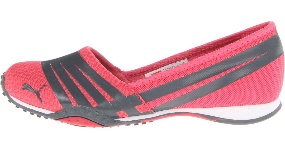 PUMA Asha Alt 2 in Pink - Lyst