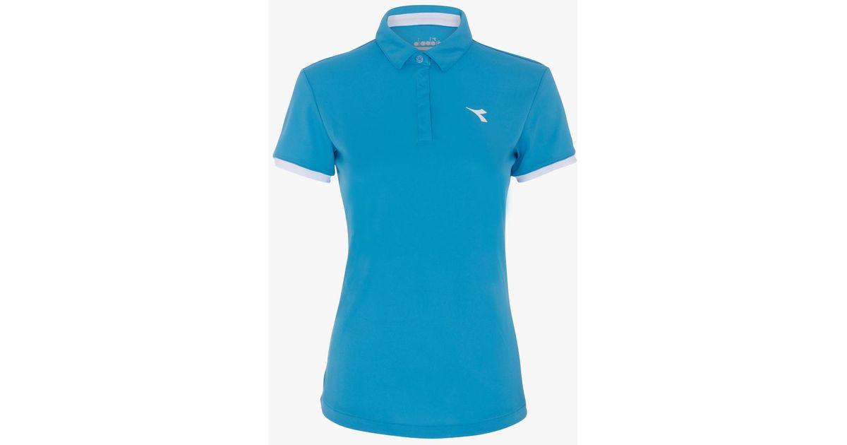 28769305 Diadora L. Polo Court Blue
