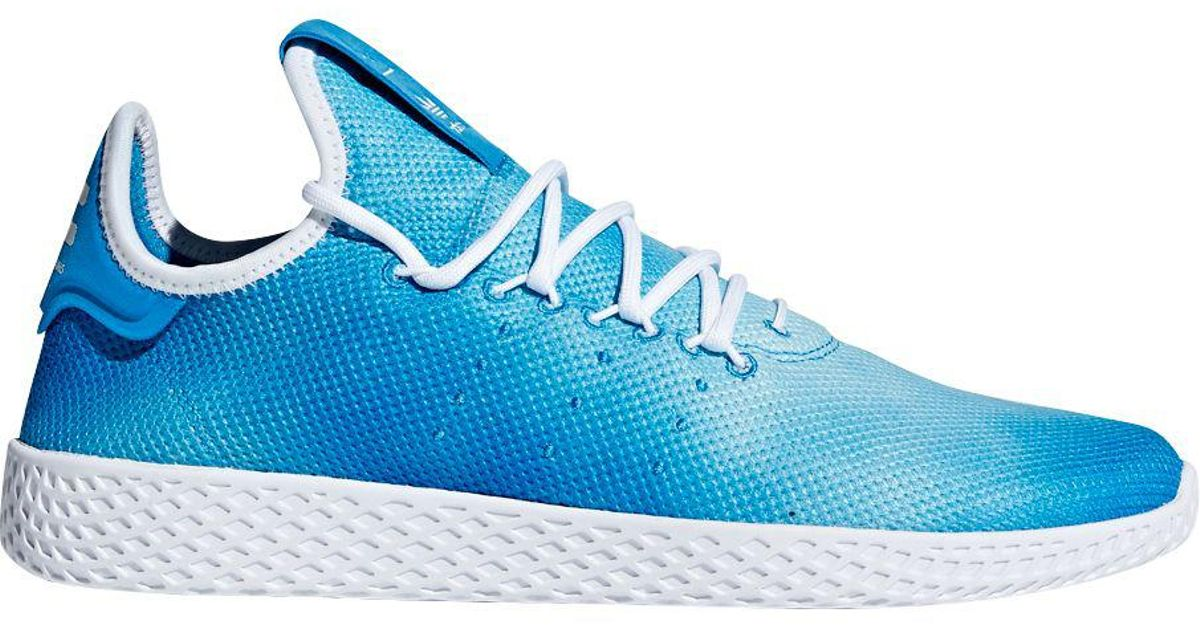 d161e4104c12c Lyst - adidas Originals Pharrell Williams Tennis Hu Holi Shoes in Blue for  Men