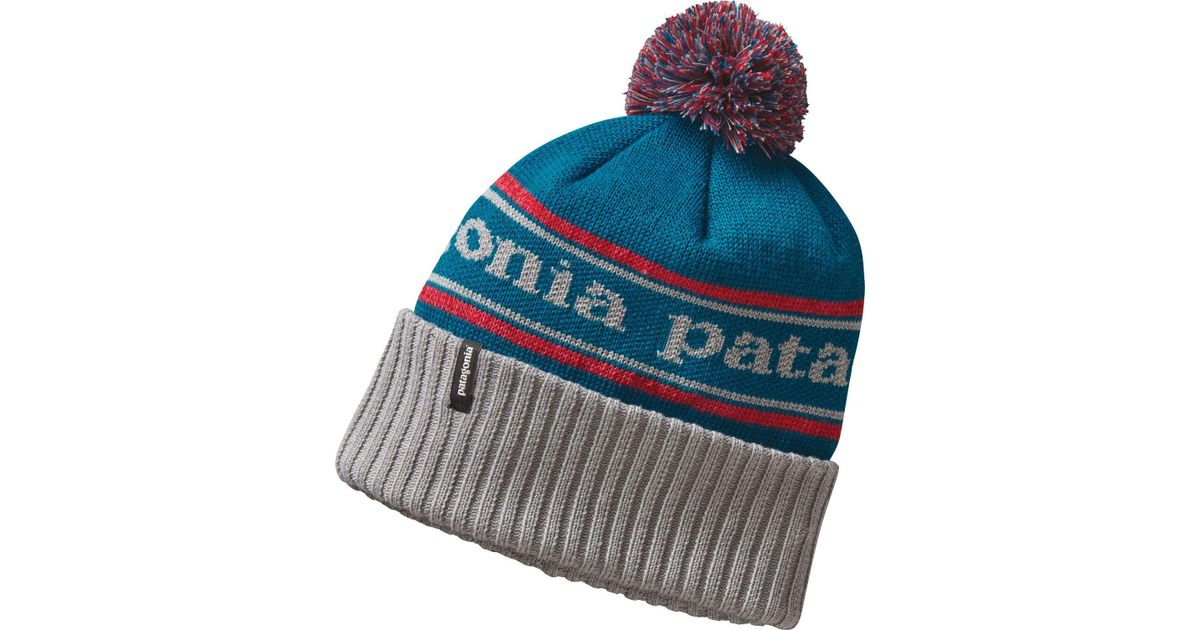 Lyst - Patagonia Powder Town Beanie in Gray for Men 402f027409a
