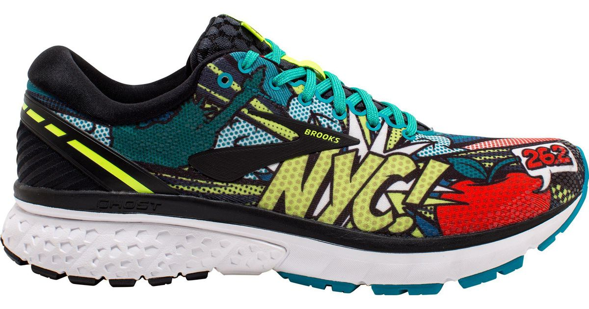 Nyc Pop Art Ghost 11 Running Shoes