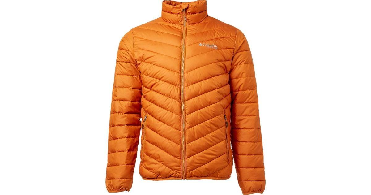 Columbia Synthetic Titanium Valley Ridge Jacket in Bright ...