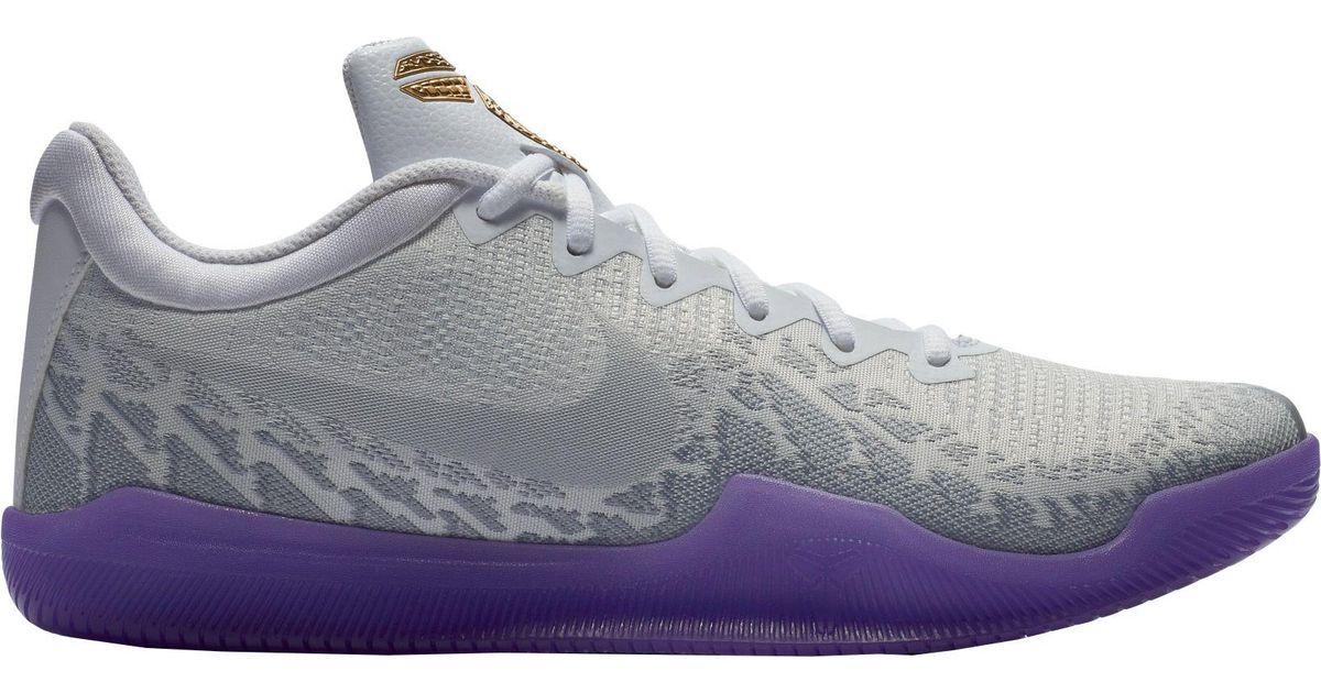 Kobe Mamba Rage Basketball Shoes