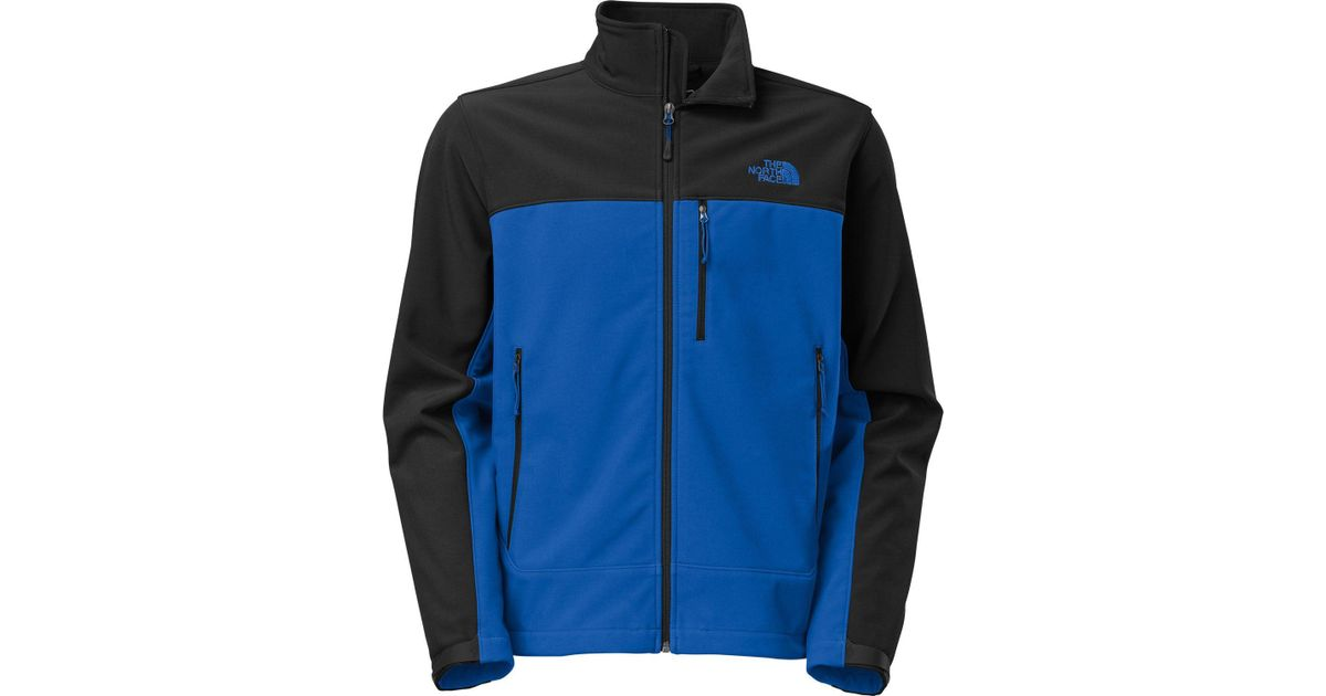 Jacket The Face Shell Men North For Blue Apex Bionic Soft rWdeCxBo