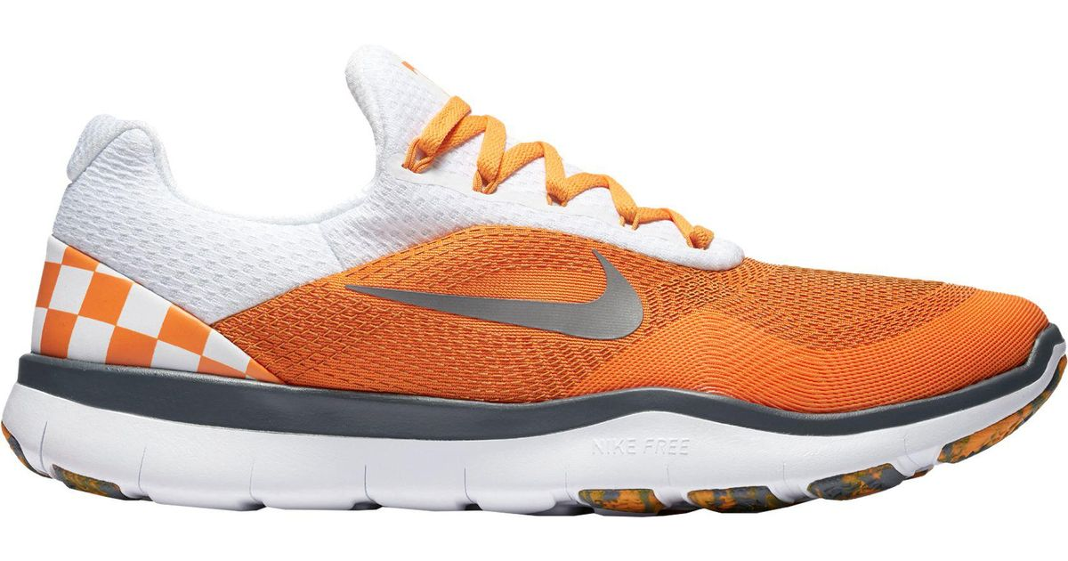 be2326422ca19 Nike Orange Free Trainer V7 Week Zero Tennessee Edition Training Shoes for  men