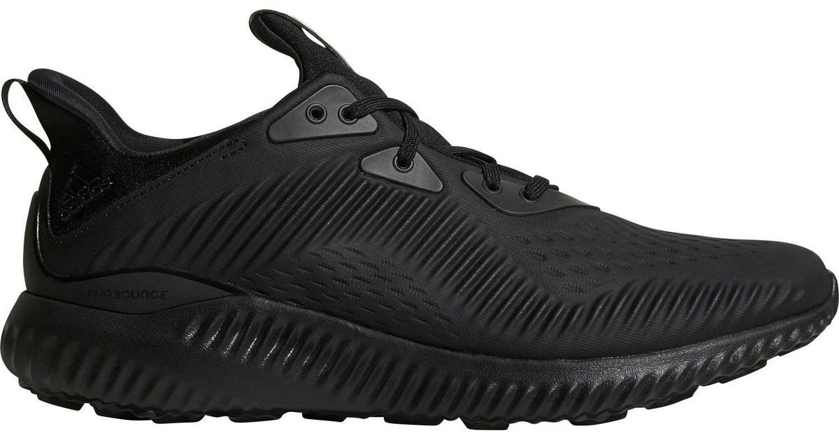 3e6cec335798c Lyst - adidas Alphabounce Ck Running Shoes in Black for Men