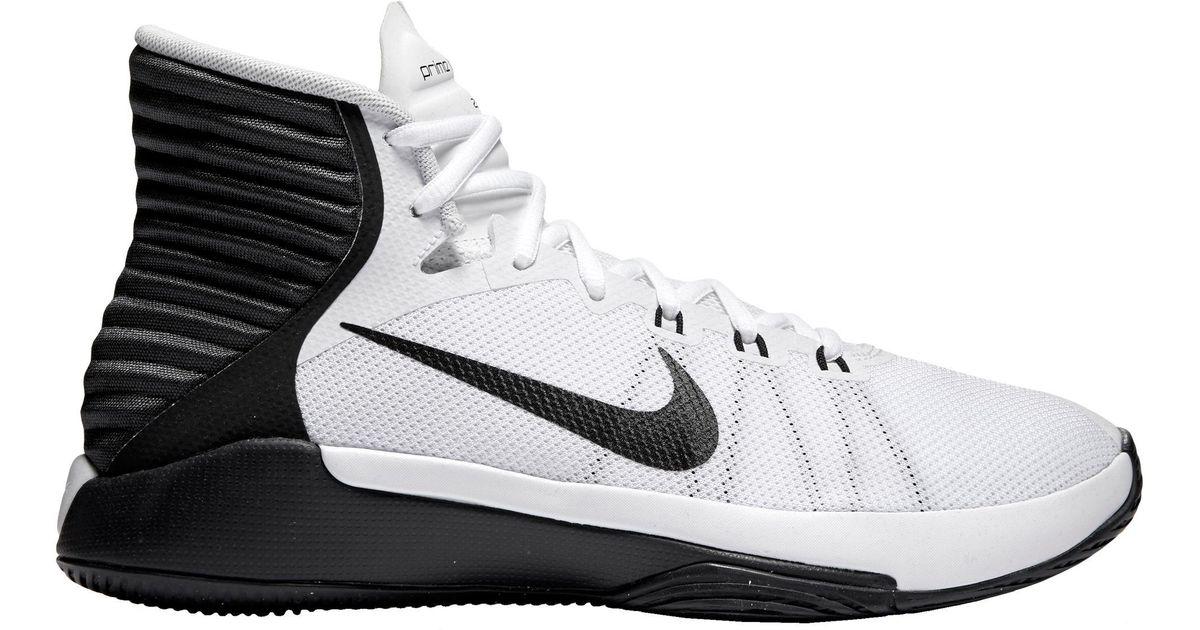 online store c5eea aa0e3 Nike White 844792-100 Basketball Shoes