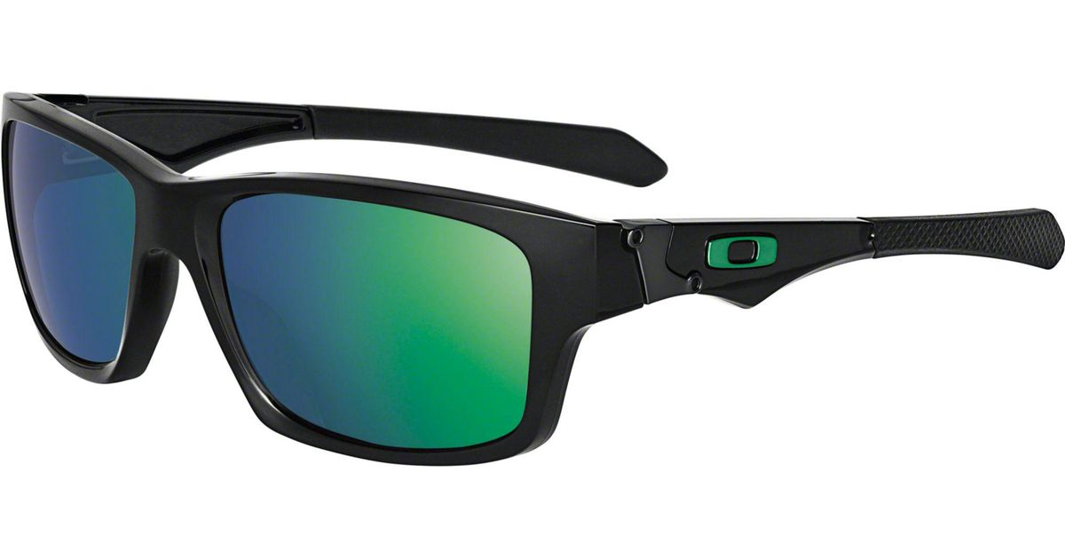 b2d6d1535896b ... where to buy lyst oakley jupiter squared sunglasses in black for men  a5b7c 4787f