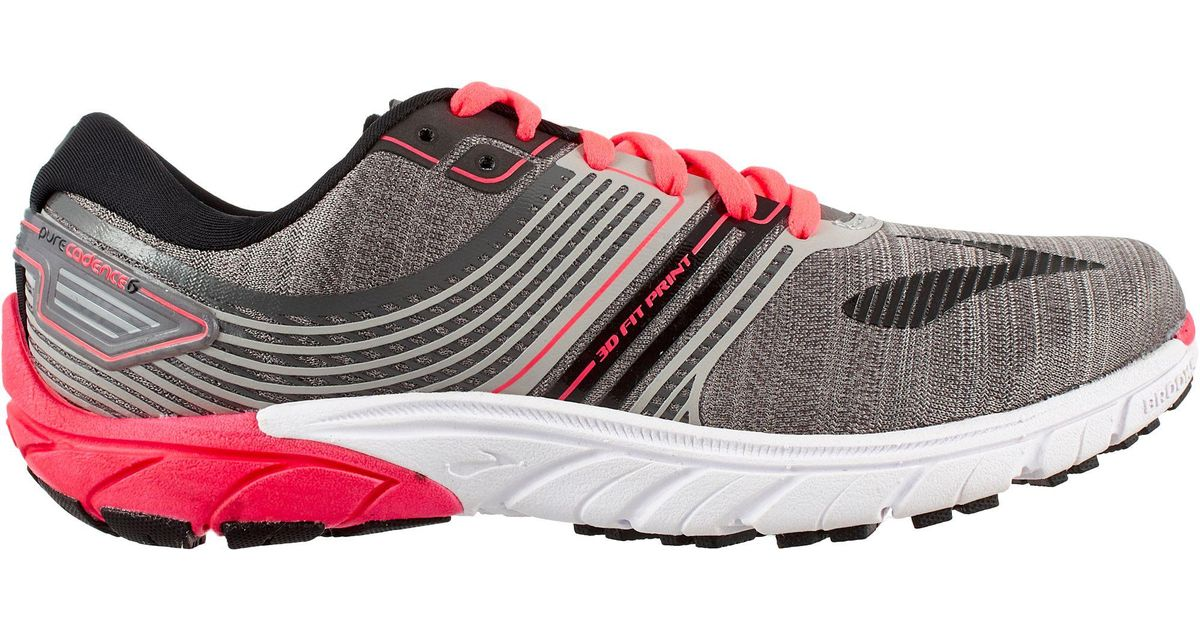 competitive price e8dc9 b4d71 Brooks Multicolor Purecadence 6 Running Shoes