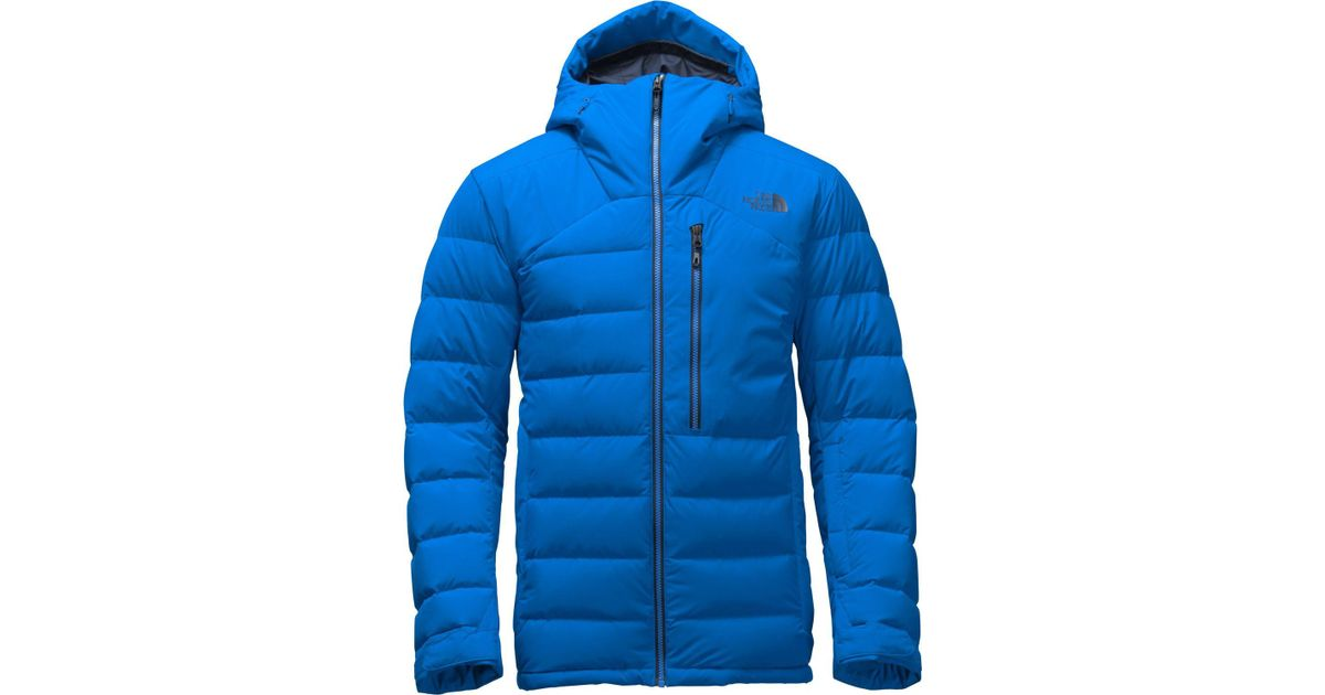 details for newest 2018 sneakers The North Face Blue Corefire Down Jacket - Past Season for men