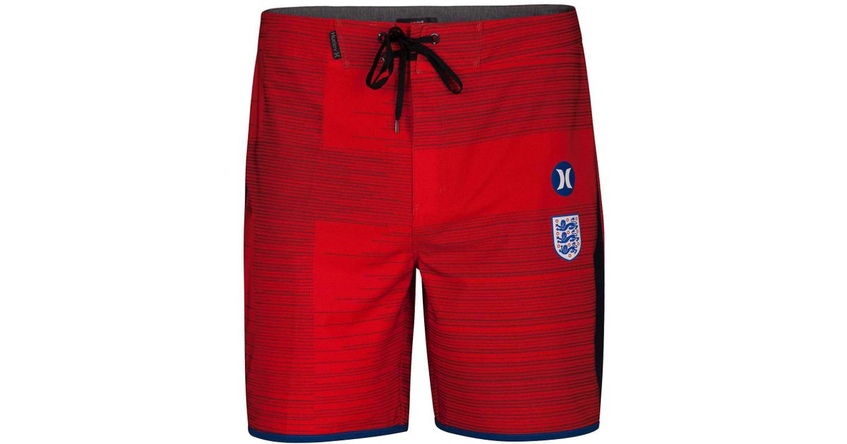 18ea269866 Hurley Phantom England National Team 18