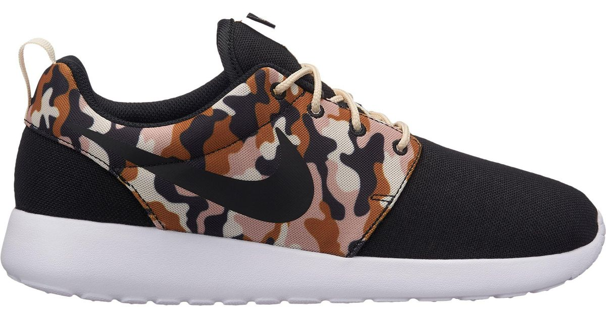 new concept ae5db 7dae4 Nike Roshe One Se Camo Shoes for Men - Lyst