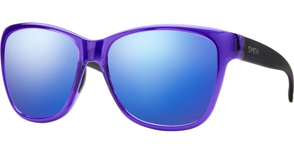 4f38edc2b7bcd Lyst - Smith Optics Ramona Sunglasses in Blue