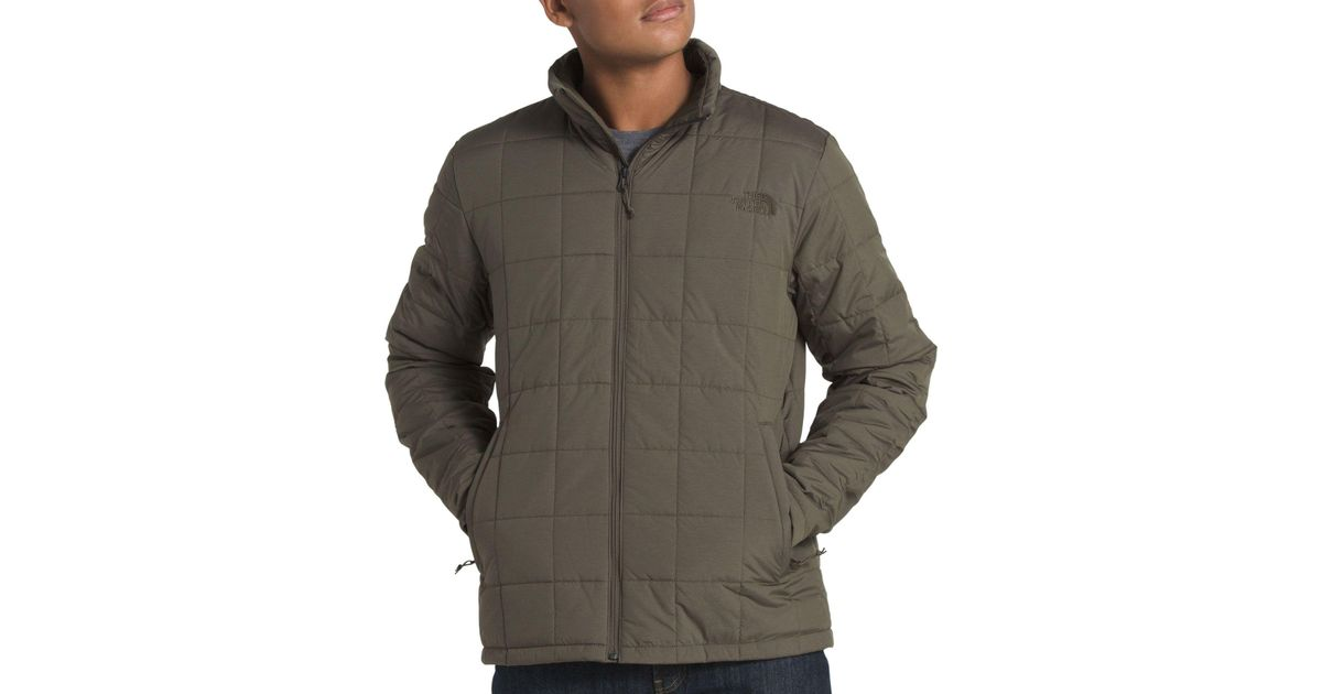 3713b6b6b The North Face Multicolor Harway Insulated Jacket for men