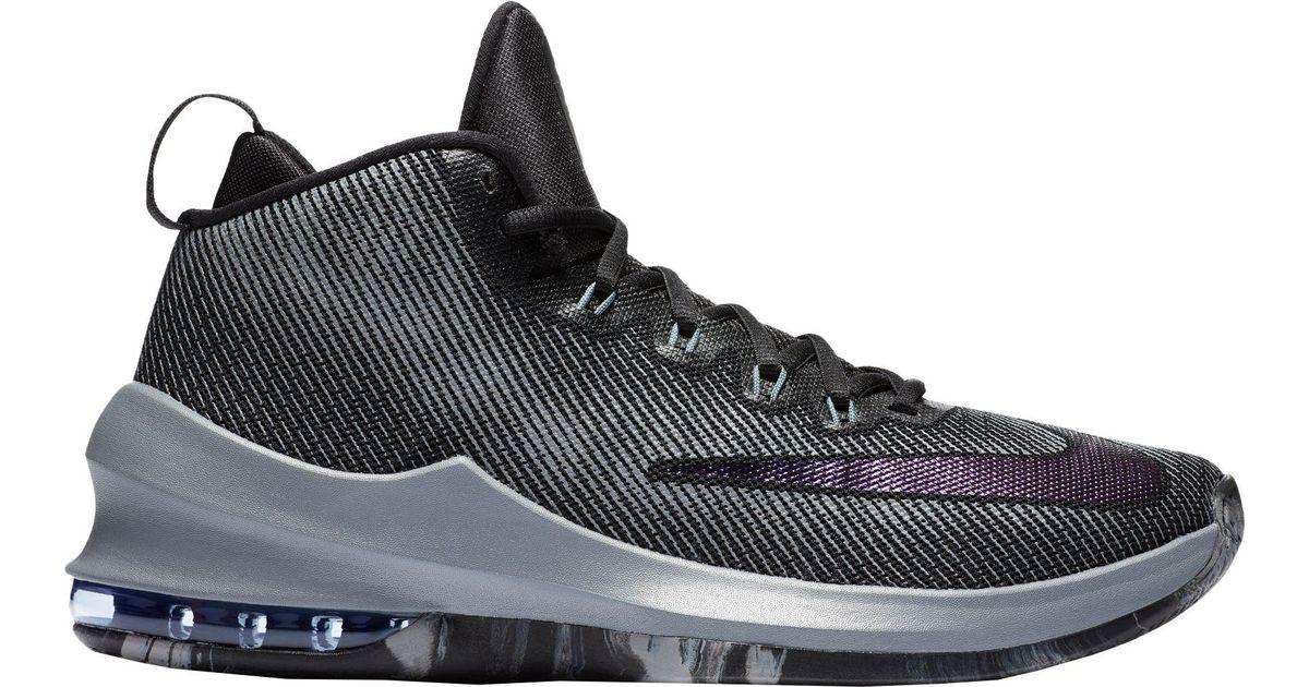 Nike Rubber Air Max Infuriate Mid