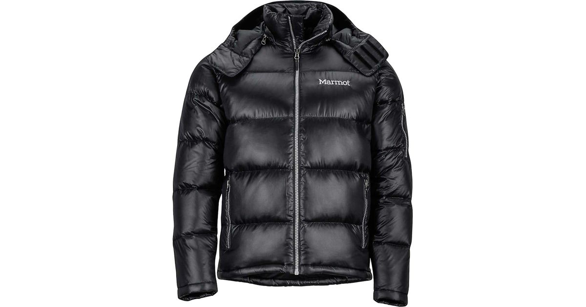 Lyst - Marmot Stockholm Down Jacket in Black for Men ef74a2d1aba9
