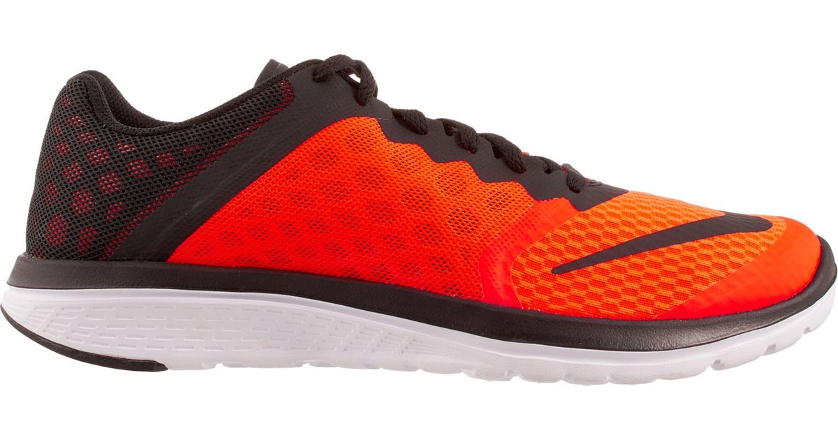 new styles 4d74d 274ed Nike Red Fs Lite Run 3 Running Shoes for men