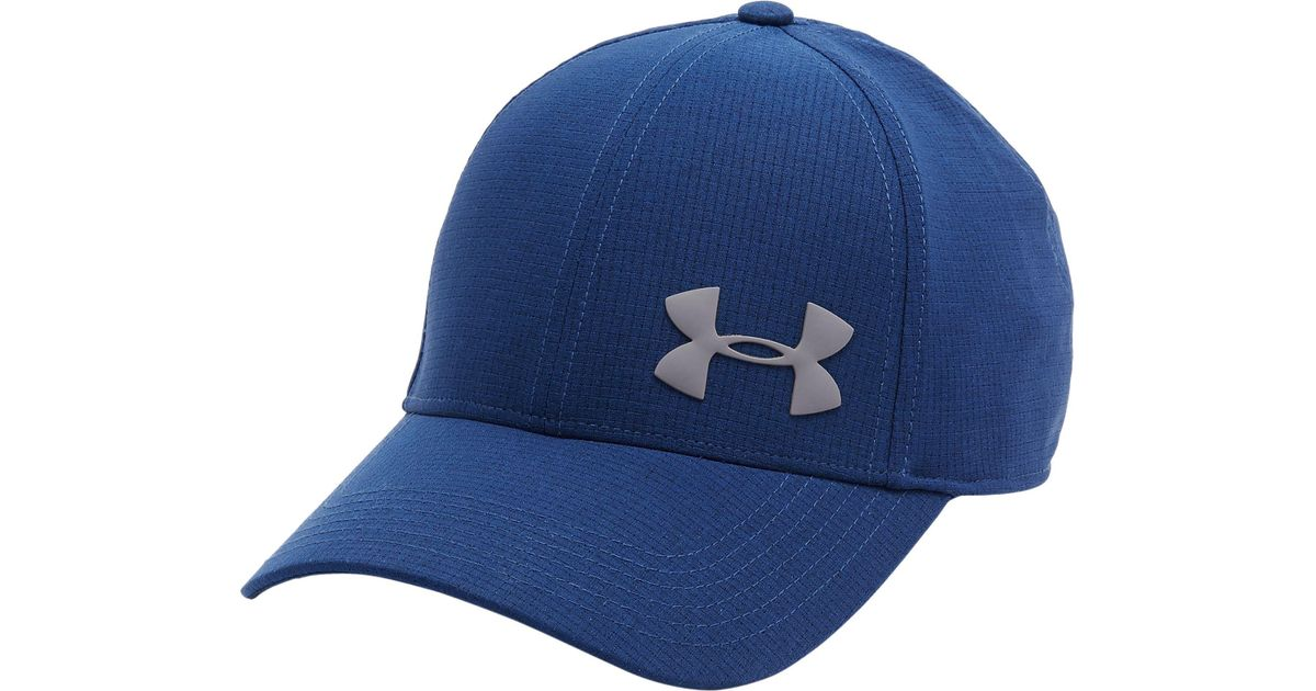 quality design d46ad 1bedc Under Armour Airvent Core Hat in Blue for Men - Lyst