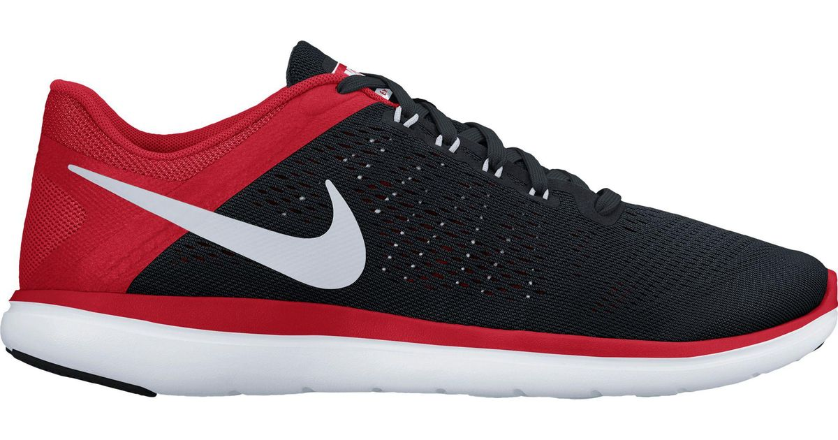 check out af64a 045f0 Lyst - Nike Flex 2016 Rn Running Shoes in Red for Men