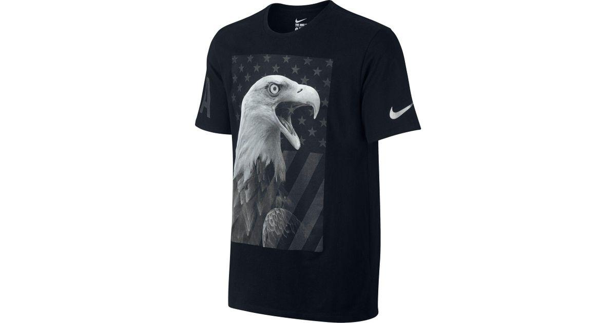 nike eagle shirt