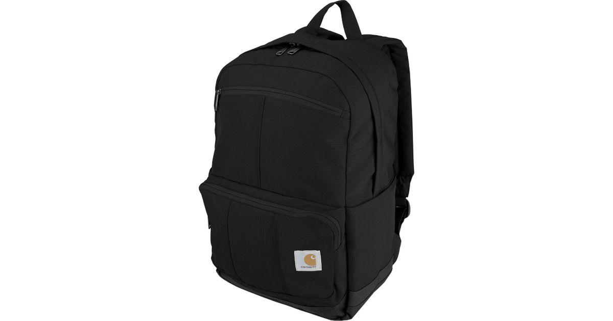 d6e14642eb Carhartt D89 Backpack in Black for Men - Lyst