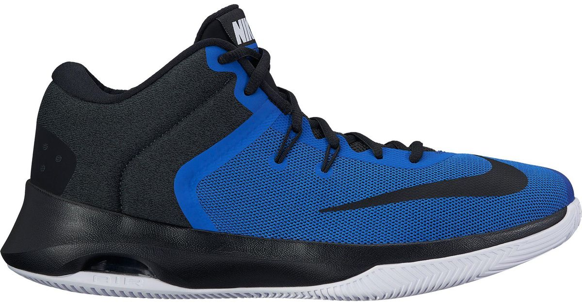 newest 6fd20 bfa7a Lyst - Nike Air Versitile Ii Basketball Shoes in Blue for Me