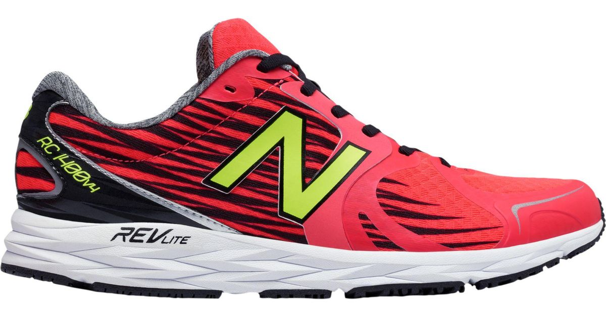 competitive price 51c90 bd640 New Balance - Red 1400v4 Running Shoes - Lyst