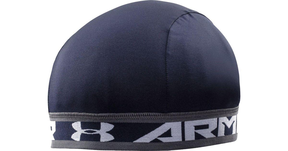 fa052dadde6 Lyst - Under Armour Original Skull Cap Ii in Blue for Men