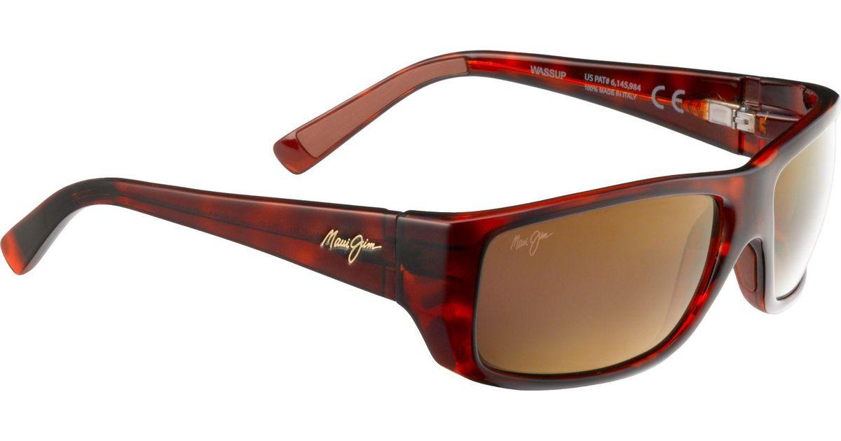 61594ec1cc Lyst - Maui Jim Wassup Polarized Sunglasses for Men