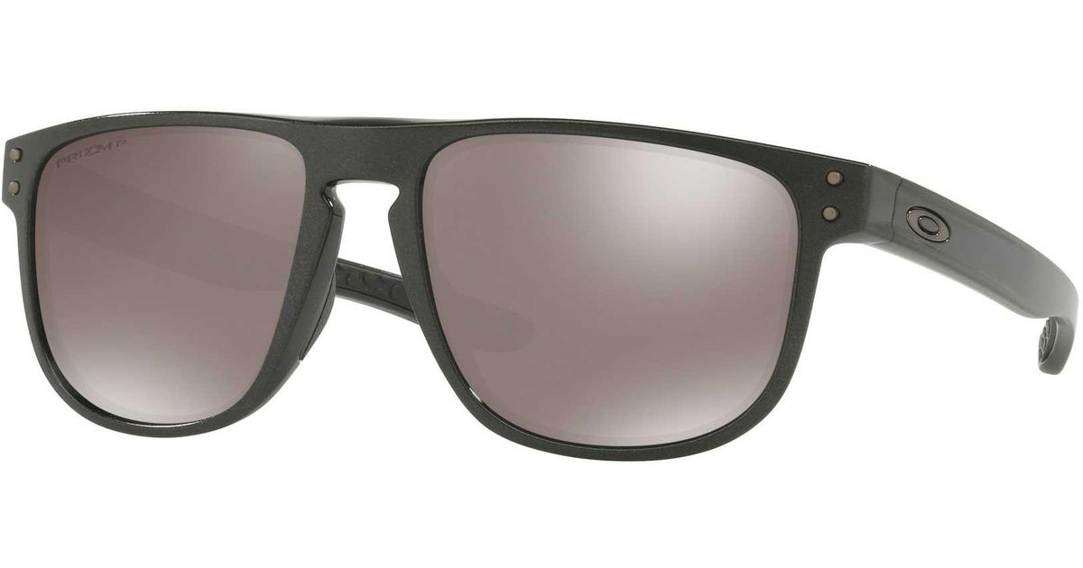 f37ee0cef0 Lyst - Oakley Holbrook R Polarized Sunglasses in Gray for Men