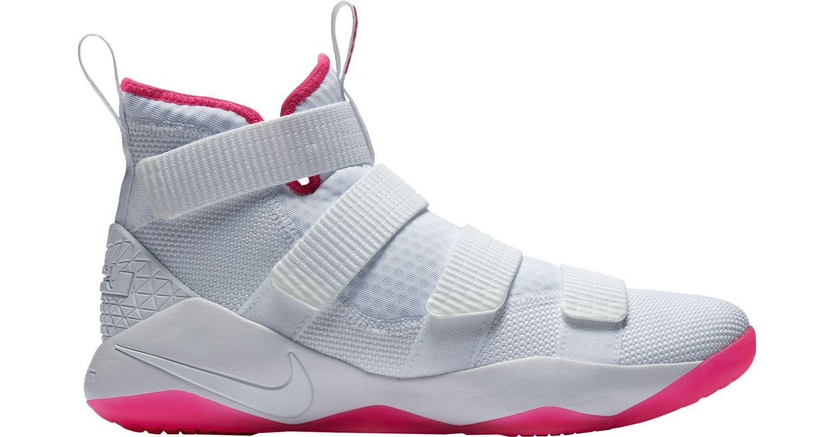 687a30e93de Lyst - Nike Zoom Lebron Soldier Xi Basketball Shoes for Men