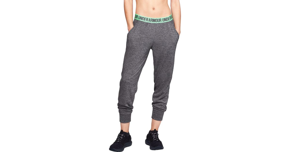 sports shoes a0d97 81313 Lyst - Under Armour Play Up Ua Techtm Pants in Gray - Save 27%