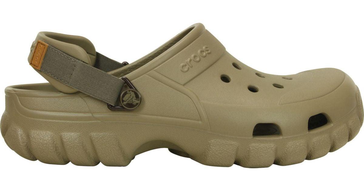 Crocs™ Offroad Sport Clogs in Khaki