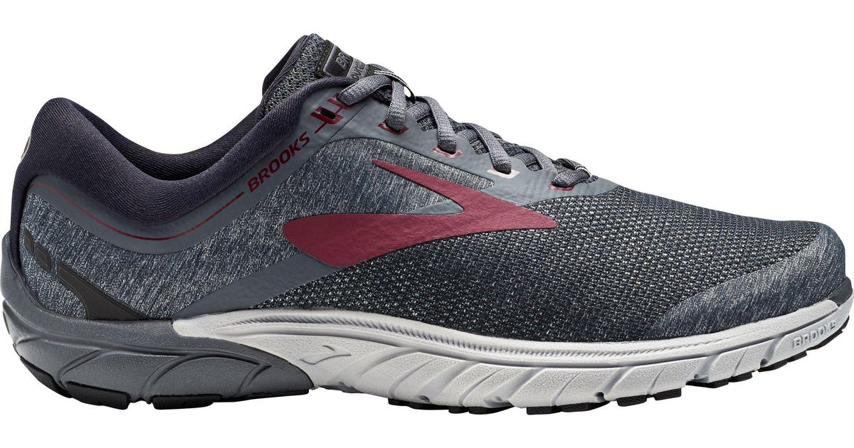 cheaper 0684d d7d1f Brooks Gray Purecadence 7 Running Shoes for men