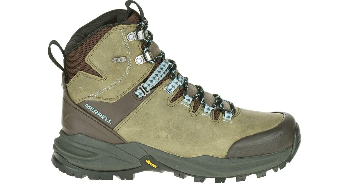Merrell Leather Phaserbound Waterproof