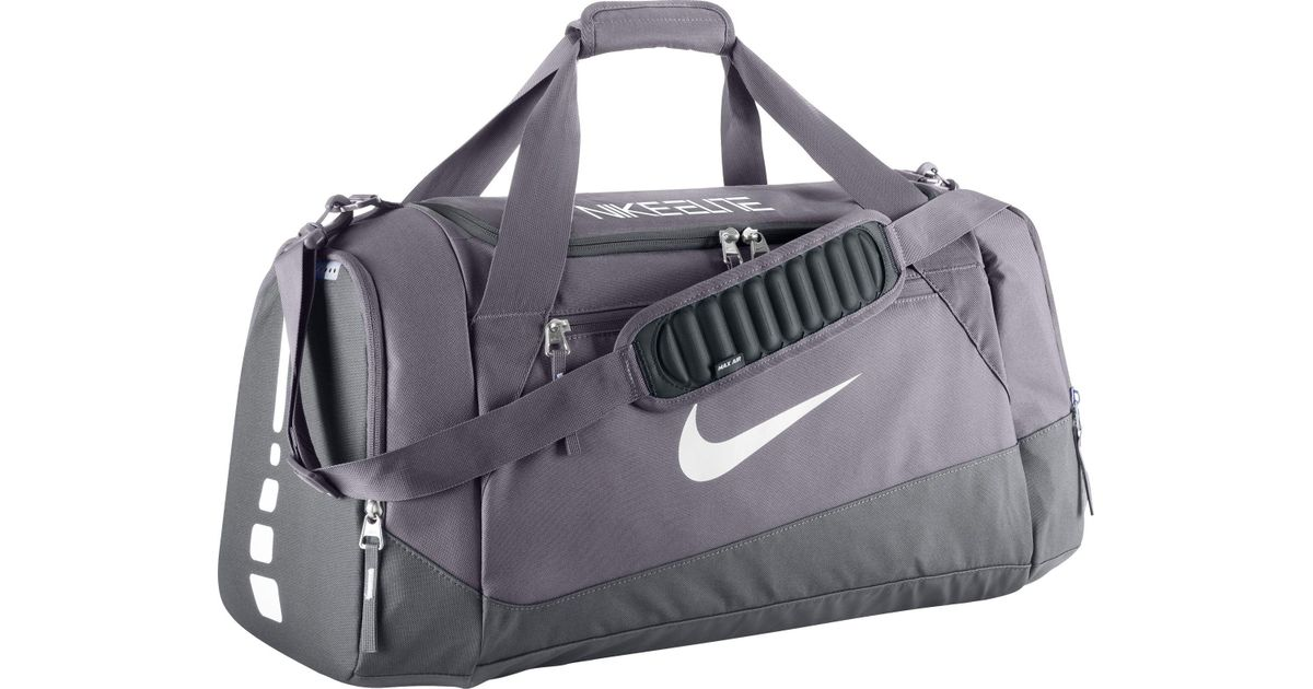 11b48698529e Lyst - Nike Hoops Large Elite Max Air Team Duffle Bag for Men