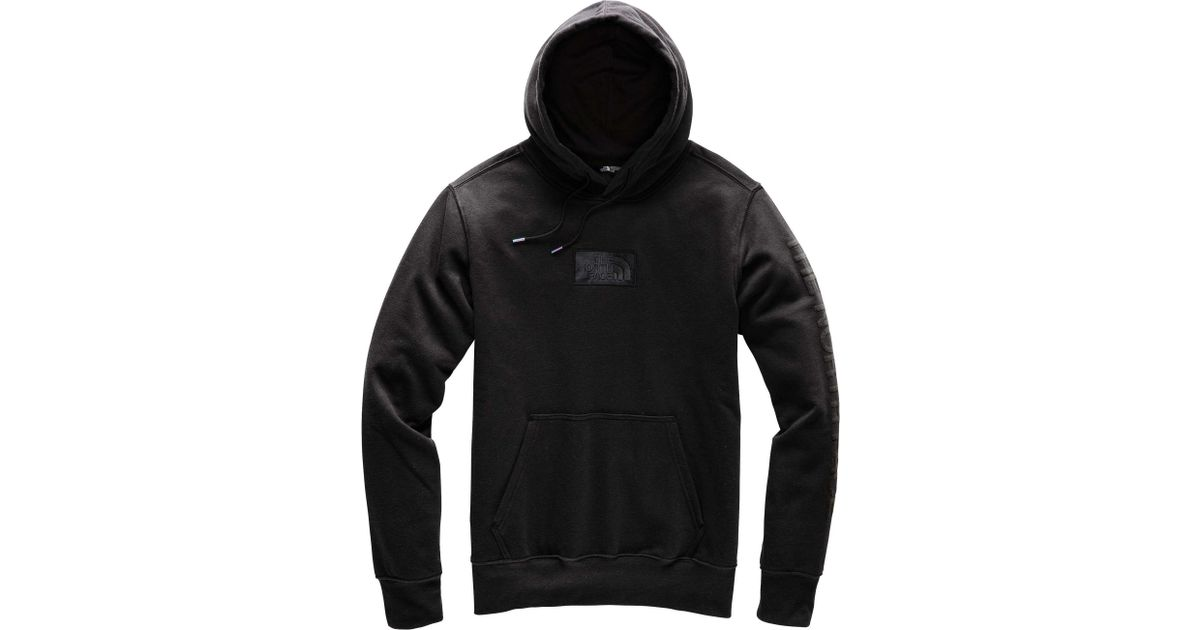 aa64b70c5 The North Face Black Urban Ex Collection Pullover Hoodie for men