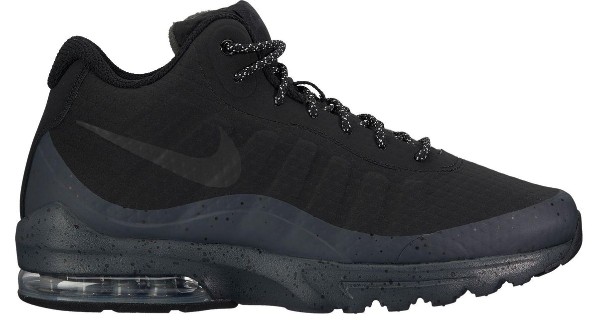 abd8ab235010d Nike Black Air Max Invigor Mid Shoes for men