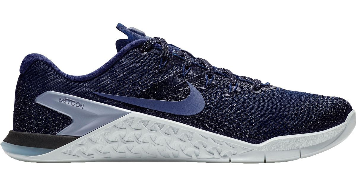 Nike Rubber Metcon 4 Training Shoes in