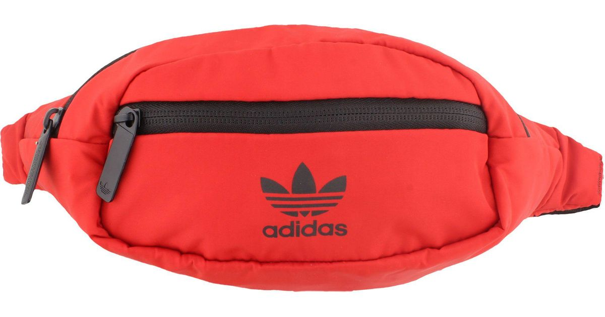 f2edee1d1e7c Lyst - adidas Originals National Waist Pack in Red for Men