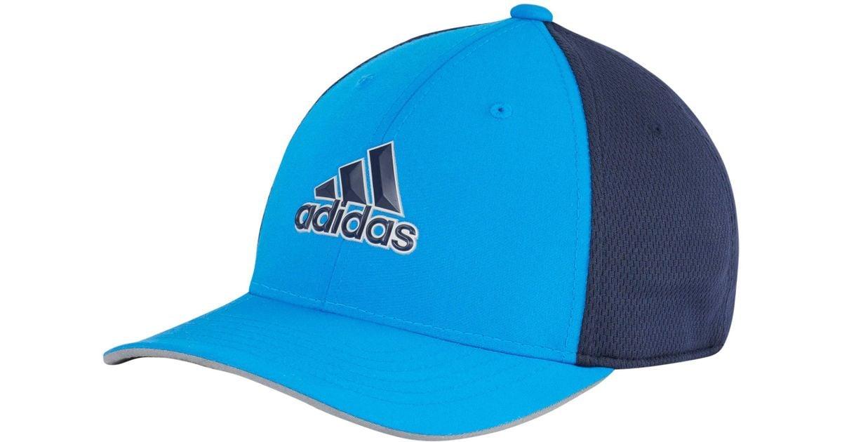 5ee20ed006 Adidas Blue Climacool Tour Golf Hat for men