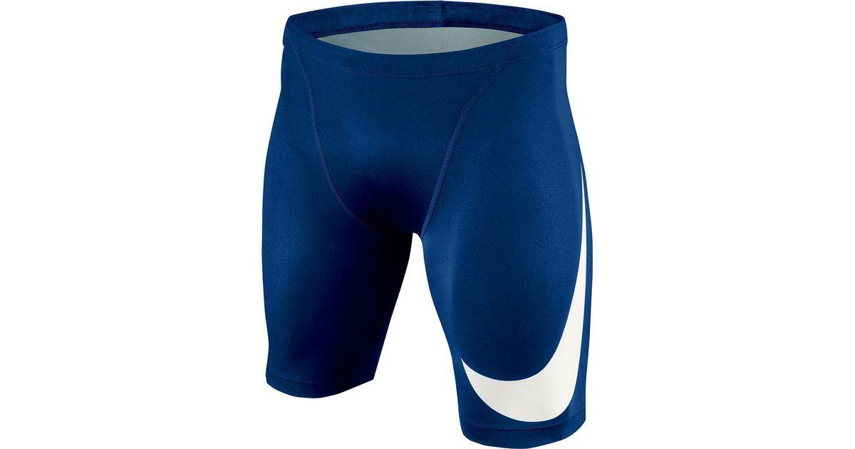 b5aa6e4d5c65 Nike Blue Ig Swoosh Jammer for men